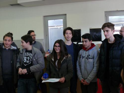 Μουσικό Σχολείο Διαγωνισμός Ρομποτικής 2