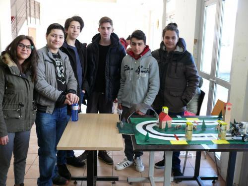 Μουσικό Σχολείο Διαγωνισμός Ρομποτικής 4