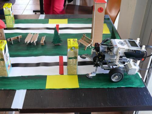 Μουσικό Σχολείο Διαγωνισμός Ρομποτικής 5