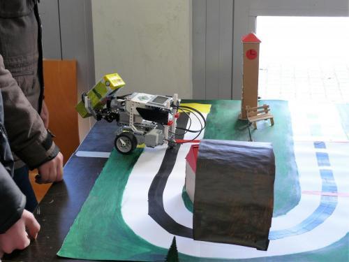 Μουσικό Σχολείο Διαγωνισμός Ρομποτικής 7