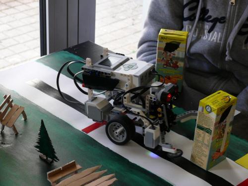 Μουσικό Σχολείο Διαγωνισμός Ρομποτικής 8